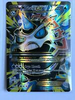 Mega Glalie EX FULL ART ULTRA RARE 156/162 Pokemon XY Breakthrough Holo