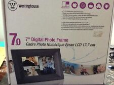 "Westinghouse DPF-0702 7"" Digital Picture Frame"
