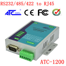 ATC-1200 TCP/IP Ethernet to Serial RS232 RS485 RS422 Converter Adapter