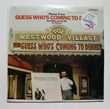 AL ROSA Guess Whos Coming To Dinner LP Tower ST-5110 US SEALED M