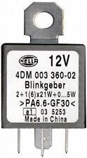 4DM 003 360-021 HELLA Flasher Unit