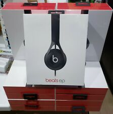 Beats by Dre - Beats EP - Wired - Over Ear Headphones - Black *NEW / FREE SHIP*