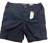 """NWT Mens Tactical 511 Cargo Shorts 9"""" Inseam Sz 44 5.11"""
