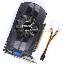 ASUS AMD HD 6770 1 GB HD6770-FMLII-1GD5 1GB Video Card 128bit HDMI DVI VGA