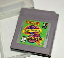 Arcade Classic 2 Centipede Millipede w/Case Nintendo Game Boy with Case