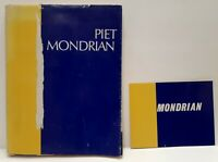 Piet Mondrian Art Gallery of Toronto Catalog 1966 Softcover Dust Jacket