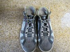 Salomon Tech Amphibian Womens 7.5 Brown Mesh Contagrip Hiking/Water Sandals