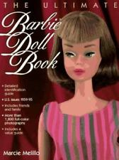 Vintage Barbie Doll THE ULTIMATE BARBIE DOLL BOOK by Marcie Melillo 1996 NEW!