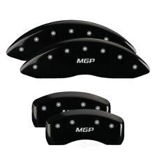 Disc Brake Caliper Cover-Base MGP Caliper Covers 23213SMGPBK