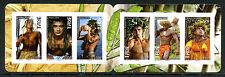 Polinesia Francesa Tahiti 2016 estampillada sin montar o nunca montada Tane 6v S/un folleto culturas sellos de danza