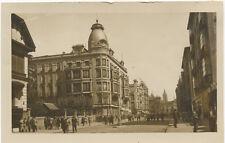Tarjeta Postal. Calle Ordoño II (León).