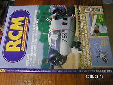 2?µ µ? Revue RCM n°248 Plan encarté Baby Doll / ADN X-Treme Mustang P-51D