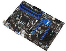 MSI MS-7758 ZH77A-G43 Motherboard Intel H77 LGA 1155 DDR3 SATA6G USB3.0