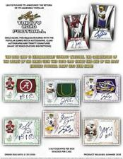 ARIZONA CARDINALS 2020 Leaf Trinity Football 10Box Case Break #1