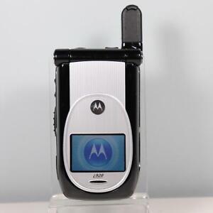 Motorola i920 (Nextel) Windows Flip Phone - iDen PTT