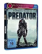 Predator (Teil: 1 - Uncut )[Blu-ray/NEU/OVP] Arnold Schwarzenegger,