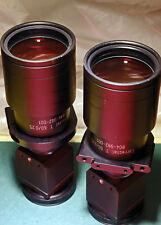 2 MACRO SILL OPTICS CORRECTAL T60/0.25 2 Lenses M25 C-MOUNT Ximea