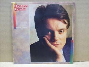 MASSIMO RANIERI - PERDERE L'AMORE - LP - WEA