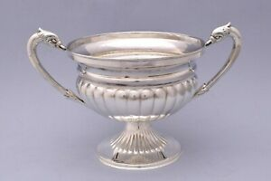 BEAUTIFUL STERLING SILVER BOWL / CENTERPIECE