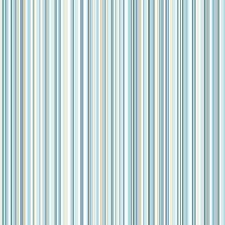 Blue Stripe Wallpaper Martez diseño a rayas por Coloroll m0799