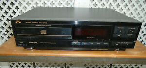 JVC XL-E300 BK Compact Disc Player Working Condition