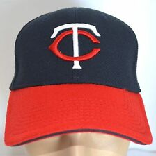 Minnesota Twins TC Hat MLB Mens S/M Baseball Ball New Era Batting Practice Cap