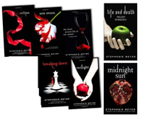 ThisThe Twilight Saga Collection Midnight Sun New Moon ⚡ FAST DELIVERY⚡ ✅ P.D.F