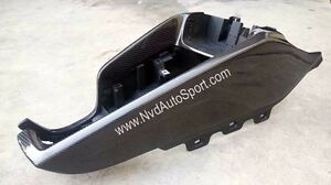 AUDI TT 8J MK2 2006 - 2014 carbon fiber Interior Center Console