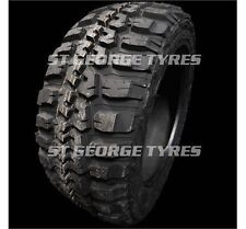 4X 33X12.5 R15 NEW FEDERAL COURAGIA MUD TERRAIN TYRES 3312515 XTREME OFFROAD