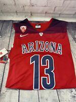 DeAndre Ayton Arizona Wildcats Men's #13 Red Basketball Jersey SIZE XL RARE