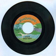 Philippines GRACE KRAFT Sana OPM 45 rpm Record