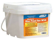 Blue Pond Dye WSB Colorant Blue Dye For Ponds or  Lakes (10 x 5 oz packets)