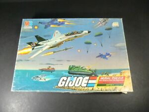 GI Joe Mural Puzzle - Battle One - Jigsaw Puzzle 221pcs 1985