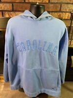 Vintage NIKE AIR JORDAN North Carolina UNC Tar Heels Hooded Sweatshirt Mens XL