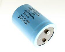 1x 17000uF 75V Large Can Electrolytic Capacitor 17000mfd 75 Volts DC 17,000 uF