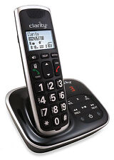 Clarity Amplified Bluetooth® Cordless Phone with Answering Machine BT914