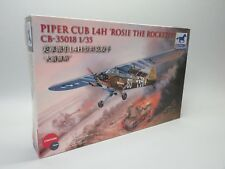 BRONCO 35018 1/35 Piper Cub L-4H Rosie The Rocketer
