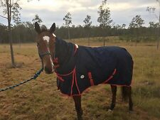 Horse rugs winter 1200 denier 300g poly fill combo
