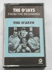 The O'Jays - From The Beginning  - Cassette Album - Used Good