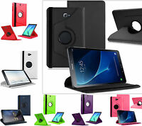 "Smart Rotating 360 Folio Stand Case Cover For Galaxy Tab A 10.1"" T580 T585 Cover"