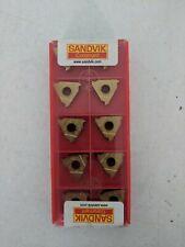 LOT OF 10 Sandvik 670 Ceramic Cutting Inserts 670 RNGN 12 07 00T0 T