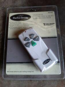 Harbor Breeze Universal Ceiling Fan & Light Remote Control 43137 C05