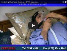 PAP Seal Gel Liner for CPAP Mask PRG-Set of 4-Ultimate leak & trauma prevention