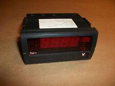 Simpson Digital Panel Meter  F-353-13-0    9-32vdc
