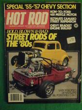 HOT ROD - STREET RODS - July 1979 vol 32 #7