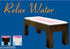 Lettino ad acqua termoriscaldato con cromoterapia massaggi wellness estetica