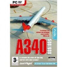 A340-500/600 Expansion pack para FS2004/FSX (PC DVD) NUEVO PRECINTADO