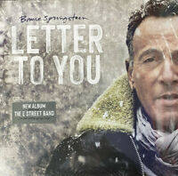 Bruce Springsteen – Letter To You   2 x  Vinyl  LP New Sealed