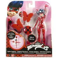 Bandai 39733 Miraculous Ladybug Zipline Action Doll Figure Toy