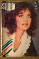 "PAMELA SUE MARTIN, magazine "" STUDIO"" 1985. YUGOSLAVIA"